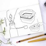 Illustration, Gestaltung, Technische Zeichnung